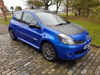 RENAULT CLIO 2.0 16V Renaultsport 197 3dr (blue) 2007