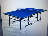 DUNLOP EVO 1500S QUICKFOLD PLAYBACK TABLE TENNIS SET