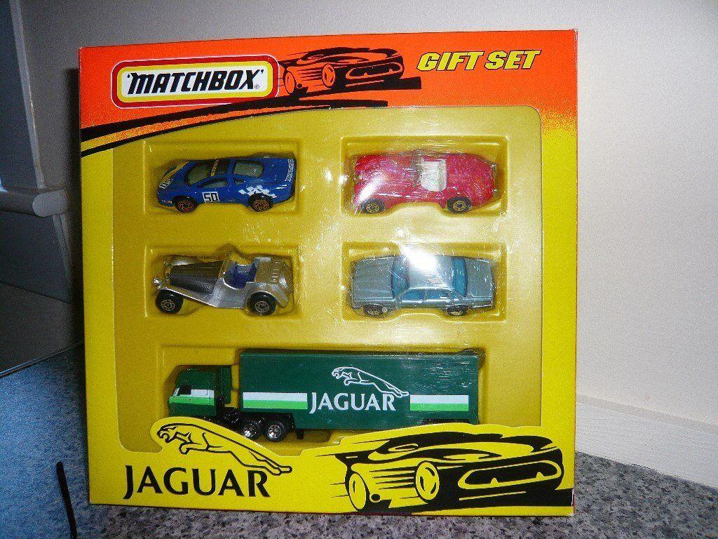 Matchbox Jaguar Gift Set In Galashiels Scottish Borders Gumtree