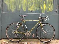 Vintage Carlton corsa racing bicycle