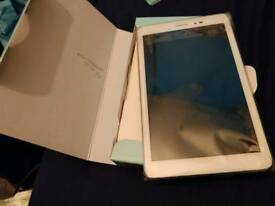*Flexi huawei T1 8 inches Tablet T1-821L silver 8gb 4g