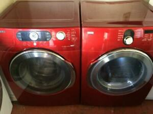 79- Laveuse Sécheuse Frontales SAMSUNG  Frontload Washer and Dryer