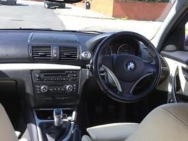 BMW 118D SE LADY OWNED LEATHER INTERIOR
