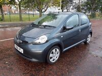 Toyota Aygo 1.0 5-door hatchback ***only £20 road tax***