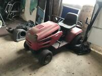 Briggs Stratton 16.5 v twin mower