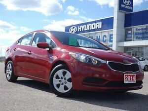 2014 Kia Forte 1.8L LX | ONLY 53K! | BLUETOOTH | CRUISE | Stratford Kitchener Area image 2