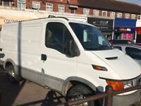 IVECO DAILY 2.3 TD FRIDGE VAN - NEW TIMMING BELT FITTED
