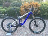 NS Bikes Snabb Mountain mtb bike rockshox giant trek specialized