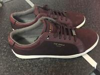 Men's ted baker trainers size 9
