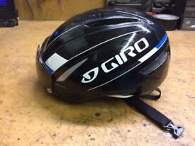 Cycle helmet top of the range giro attack with visor £169.99