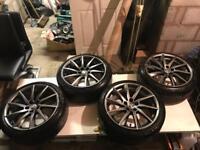 Jaguar XF Vela Alloy wheels