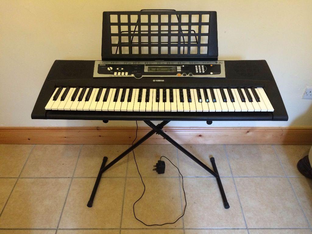 Yamaha Ypt 210 Keyboard For Sale Asap In Botanic