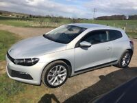 Scirocco in a very good condition (68 500miles) -1yr MOT