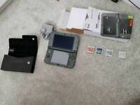 New 3DS XL, plus Pokemon (And 3 other games)