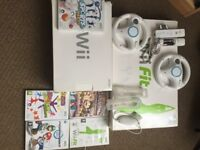 Nintendo Wii, games and Wii Fit