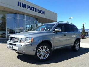 2013 Volvo XC90 3.2 AWD Platinum / Navigation / Rear Park Camera