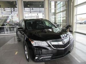 2016 Acura MDX Elite Package SH-AWD, NAVIGATION, DVD PLAYER,...