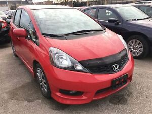 2012 Honda Fit SPORT | ALLOYS | BLUETOOTH | CLEAN CARPROOF
