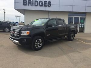 2015 GMC Canyon 4WD SLE-All Terrain/One Owner**