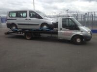 Ford Transit Recovery Wagon