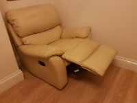 2 X 2 seater sofas and 1 armchair