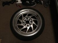 Junk Dreg Alloys 4x100 16""