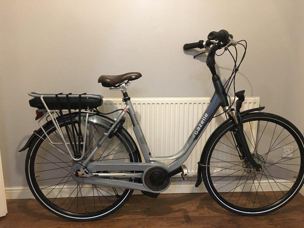gazelle electric bike crank motor grenoble c7 unisex in. Black Bedroom Furniture Sets. Home Design Ideas