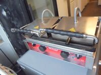 connect grill pnini commercial heavy perfect working order Free delivery