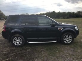 Land Rover Freelander 2, excellent condition, huge specification, Alpine Stereo system