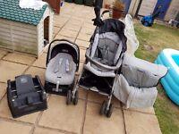 Mamas & Papas Primo Viaggio Pushchair & Car System