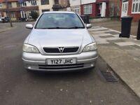 Vauxhall astra automatic 1.6 patrol
