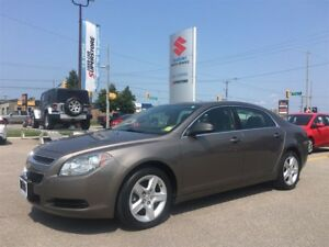2010 Chevrolet Malibu LS ~Low Low Km's ~Power Seat ~Strong Value