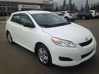 2013 Toyota Matrix AWD, Touchscreen w/Bluetooth, Cruise
