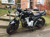Suzuki Bandit 650 not Gsxr CBR MT