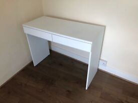 Desk - great for small spaces