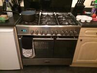 Kenwood range cooker