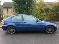 BMW 3 Series 318ti SE Compact,Full Service History,Hpi Clear,18 inch Alloy Wheels