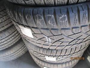 265/40R20 2 SET OF 4 USED DUNLOP WINTER TIRES