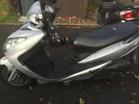 125cc SYM Spares or Repair