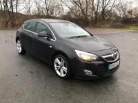 10 REG VAUXHALL ASTRA 1.6i 16V TURBO SRi VX-LINE 5DR-USABLE SPARES OR REPAIRS-MOT JULY-DRIVES WELL