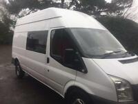 Ford Transit lwb high top (day van)
