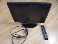 Samsung HDTV 26inch - like new in black. Model LE26R87BD