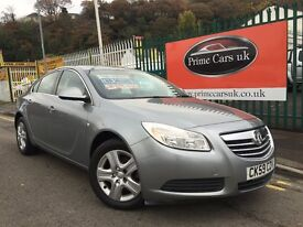2009 59 Vauxhall Insignia 1.8 i VVT 16v Exclusive Petrol 6 Speed Manual Low Miles