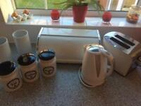 Kitchen appliance set