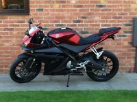 Yamaha YZF-R 125 Extremely Low Mileage
