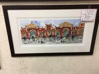 St George's Market! Limited Edition print by Sue Howell!