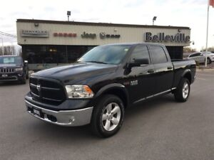 2017 Ram 1500 Diesel -Sunroof-20 Rims-Remote Start and Security