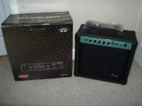 Stagg BA20 Bass Amplifier. New! Ideal home practice Amp with mp3 imput headphone socket etc.