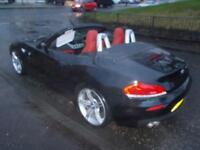 BMW Z4 2.0 Z4 SDRIVE20I M SPORT ROADSTER 2d 181 BHP (black) 2013
