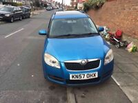 Skoda Roomster 1.9TDI full service history (as caddy,combo,berlingo)